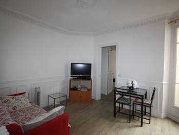 Appartement meublé 2 pièces 35,1 m2