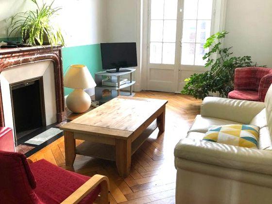 Location appartement meublé 3 pièces 84,95 m2