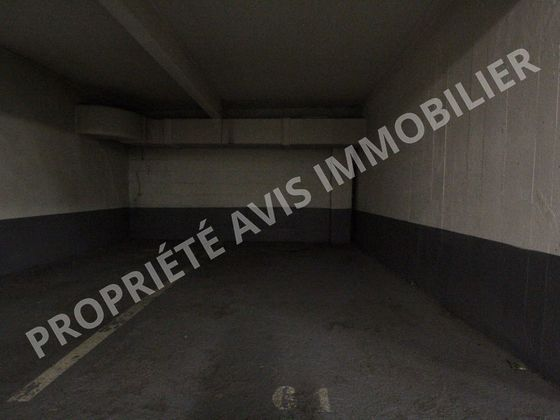 Location parking 12 m2