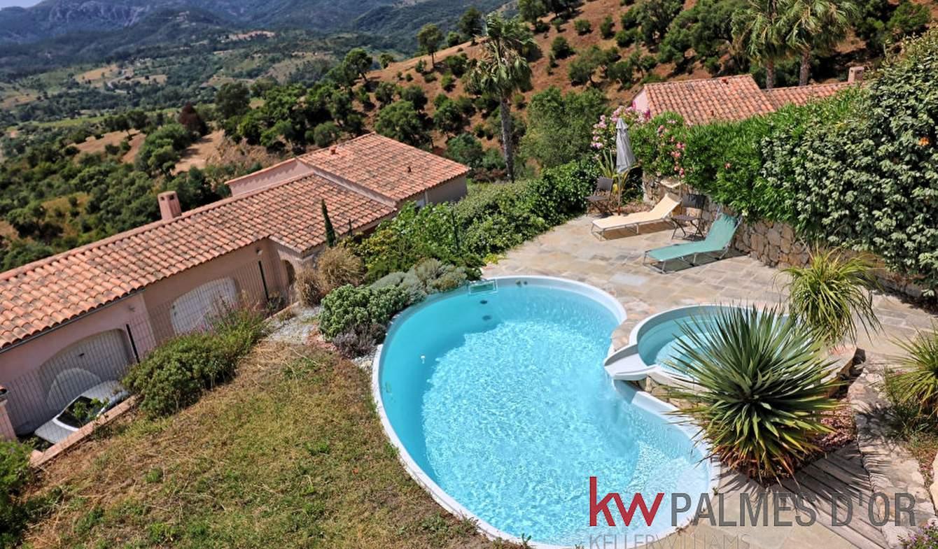 Maison avec piscine et terrasse Mandelieu-la-Napoule