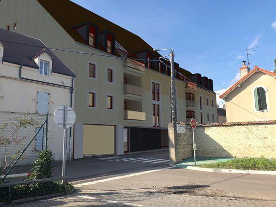 Vente appartement 3 pièces 80,2 m2