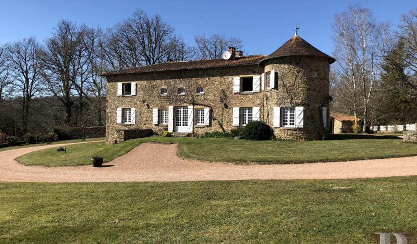 House Montbron