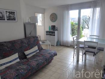 Appartement meublé 3 pièces 37 m2
