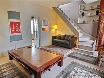 Appartement meublé 3 pièces 66,52 m2