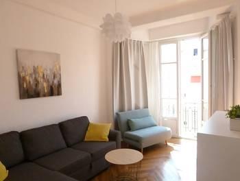 Studio meublé 22,17 m2