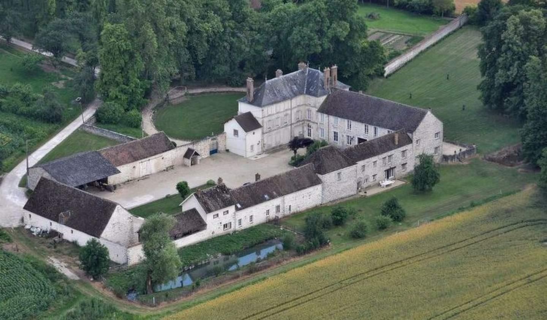 Castle Fontainebleau