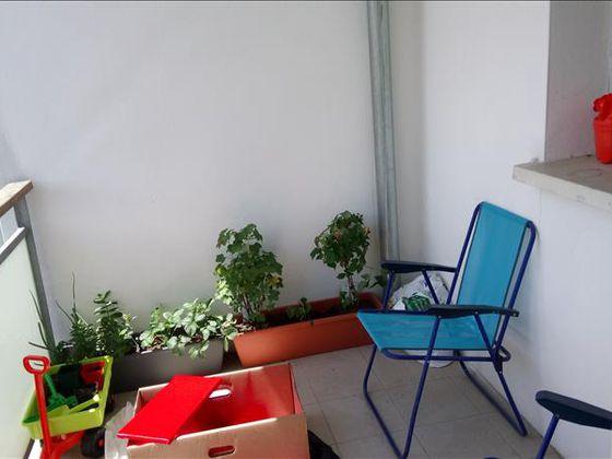 Vente appartement 2 pièces 47,4 m2