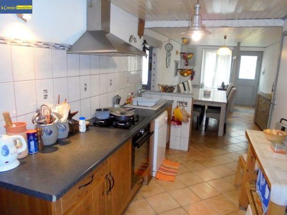 Vente maison 5 pièces 124,77 m2