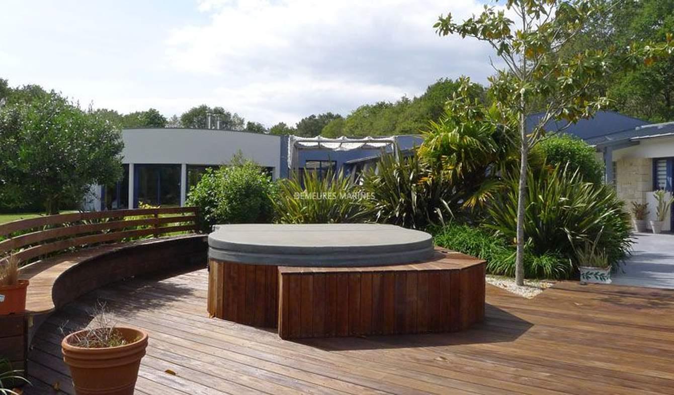 Maison avec piscine Crach