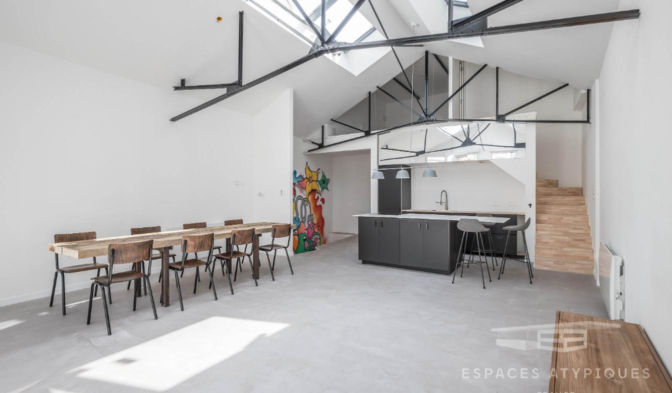 Loft Montreuil