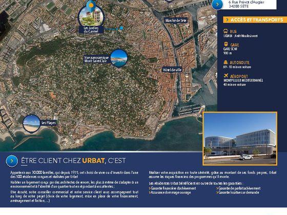 Vente appartement 2 pièces 37,55 m2