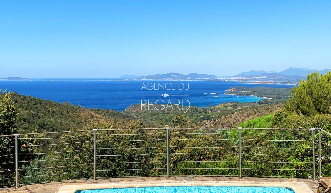 Property with pool and garden Bormes-les-Mimosas