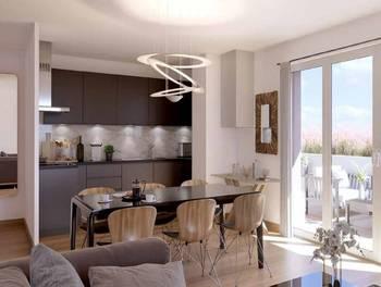 Appartement 4 pièces 75,23 m2