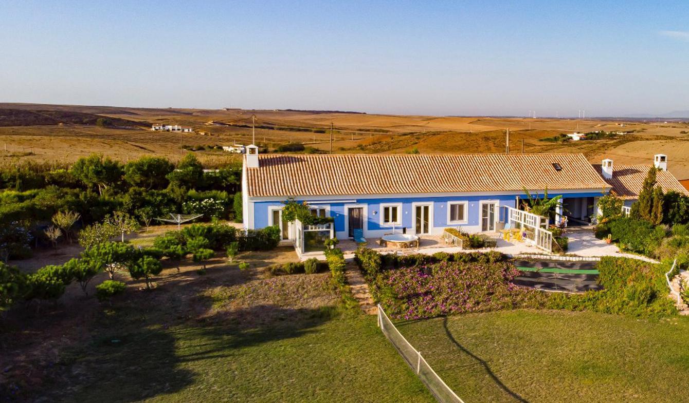 Dimension Terrain De Petanque Maison vente maison de luxe vila do bispo | 1 250 000 € | 482 m²