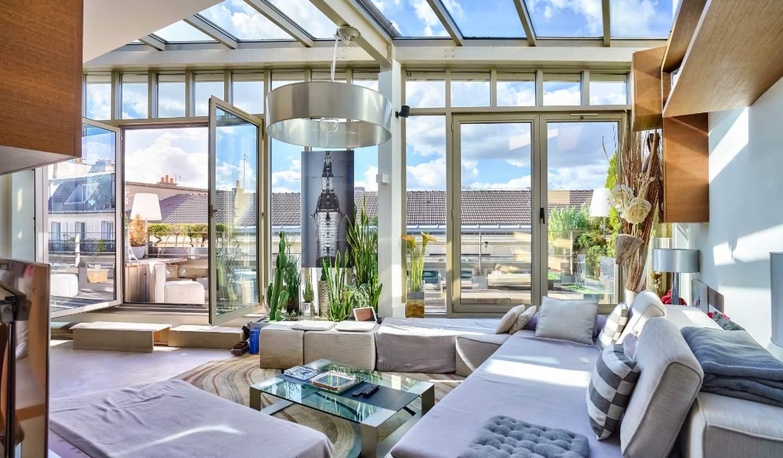 Loft avec terrasse Paris 9ème