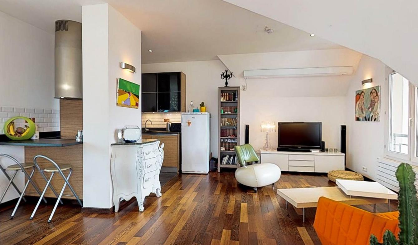 vente appartement de luxe rueil malmaison 679 000 97 m. Black Bedroom Furniture Sets. Home Design Ideas