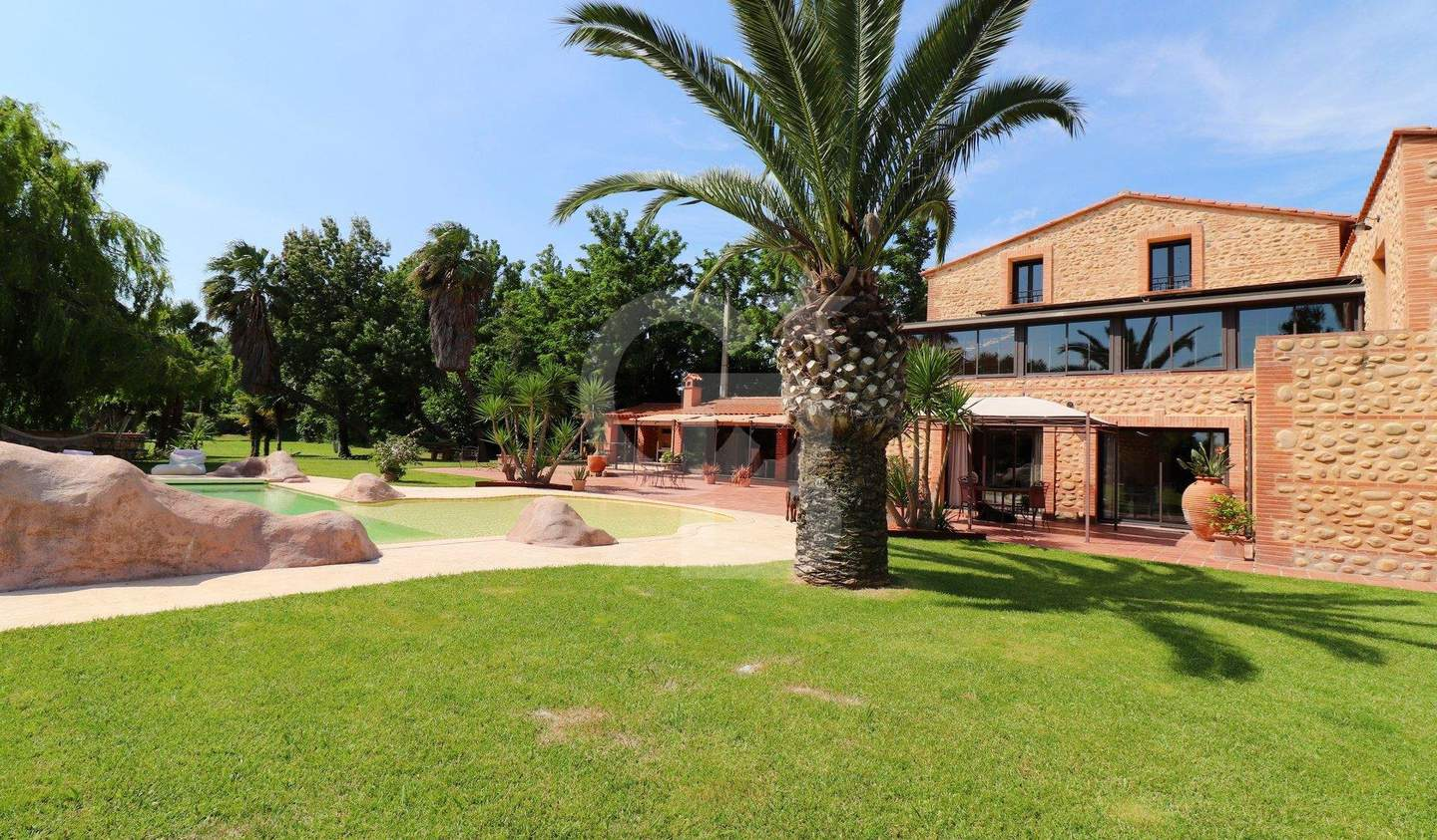 Property with pool Perpignan