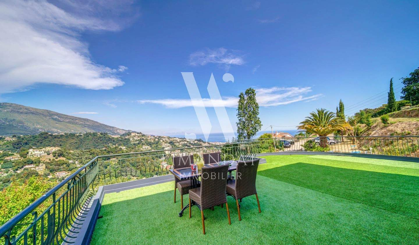 Villa with pool Menton