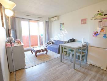 Appartement 2 pièces 34,37 m2