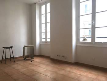 Studio meublé 20,81 m2