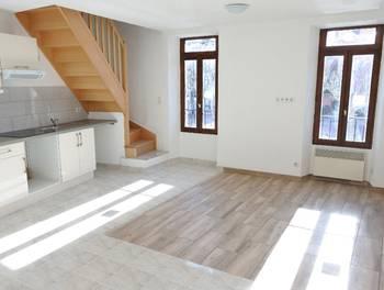 Appartement 3 pièces 61,31 m2