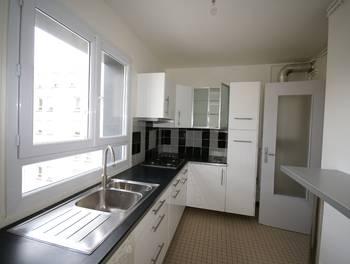 Appartement 3 pièces 46,25 m2