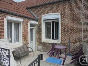 Maison 3 pièces 91,4 m2