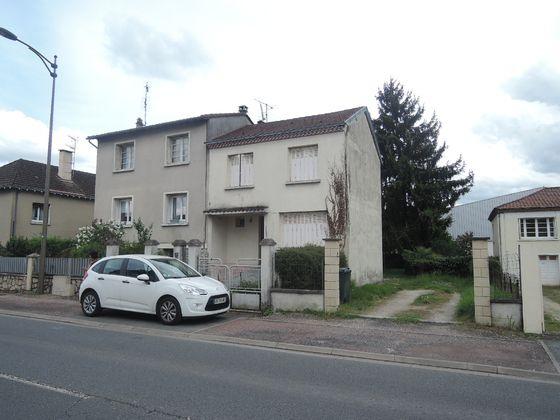 Vente maison 4 pièces 67,85 m2