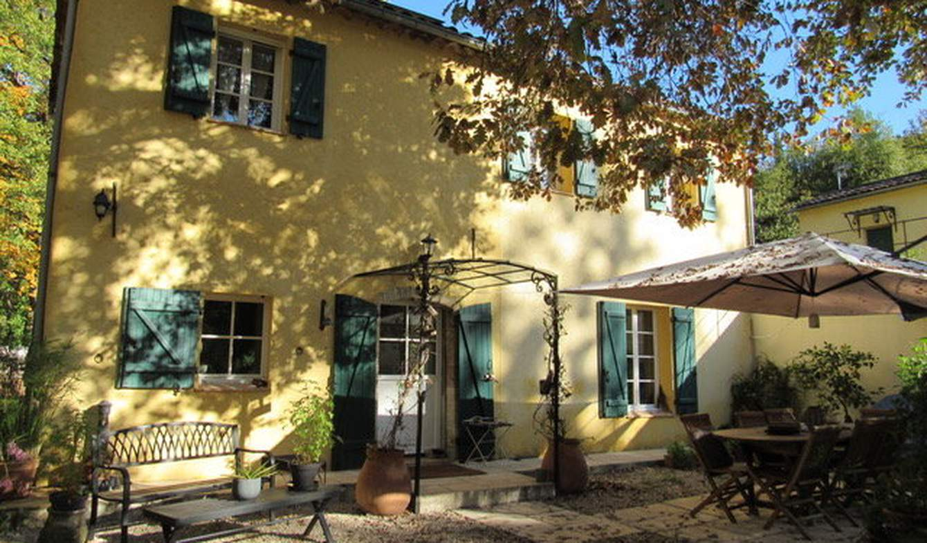Maison avec piscine Magagnosc