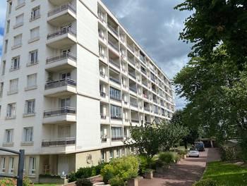 Appartement meublé 2 pièces 51,27 m2