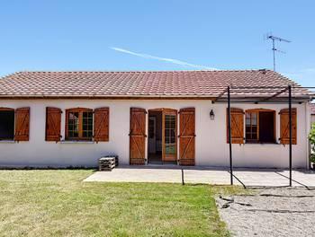 Maison 4 pièces 81,66 m2