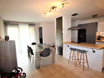 Appartement 4 pièces 73,87 m2