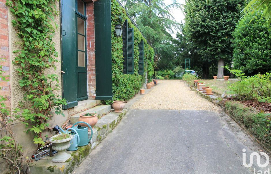 Vente maison 5 pièces 150 m² à Villeneuve-la-Guyard (89340), 210 000 €