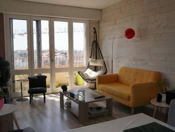 Appartement 2 pièces 53,81 m2