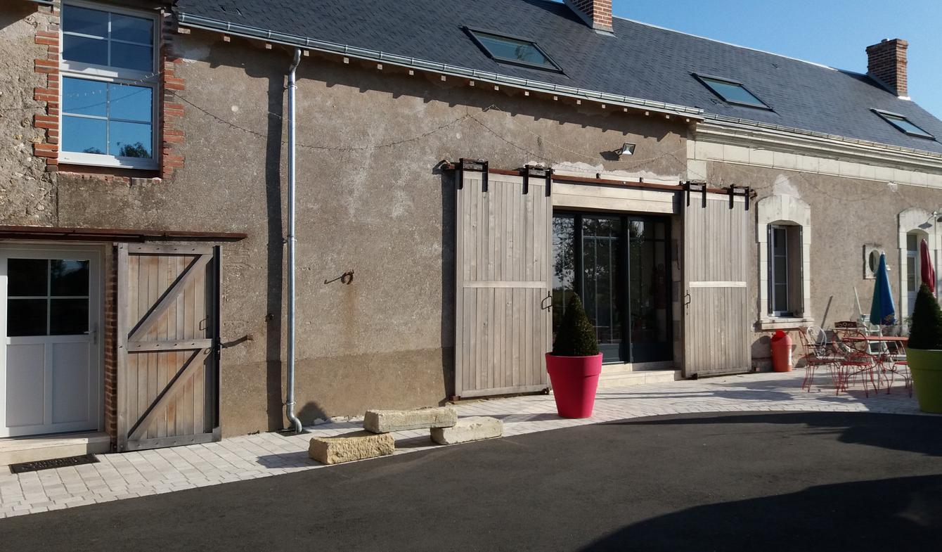 Maison avec terrasse Chanceaux-sur-Choisille