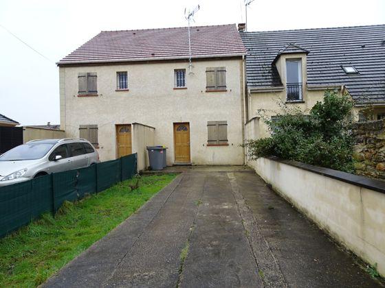 Location maison 4 pièces 95,71 m2