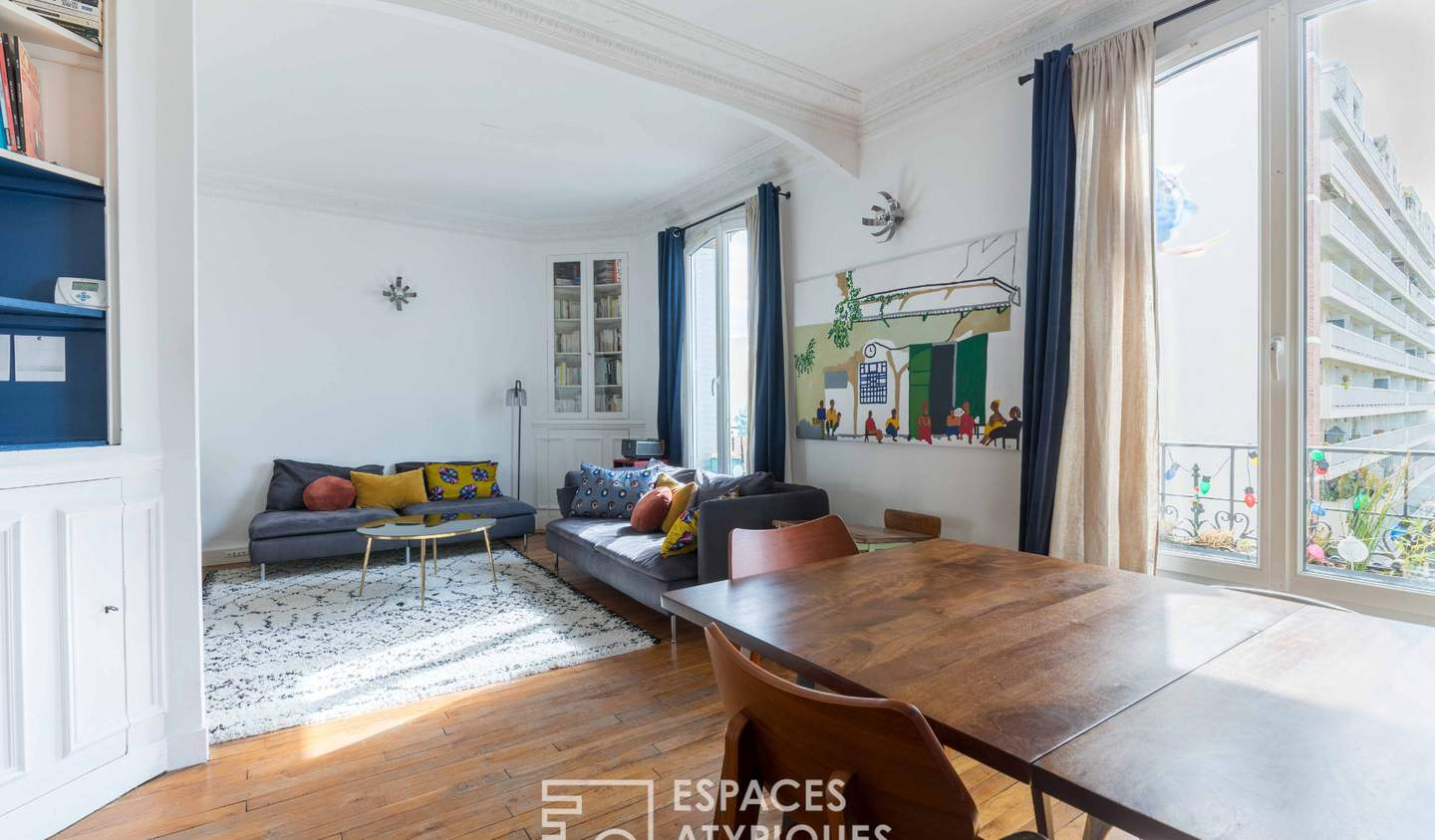 Appartement Courbevoie
