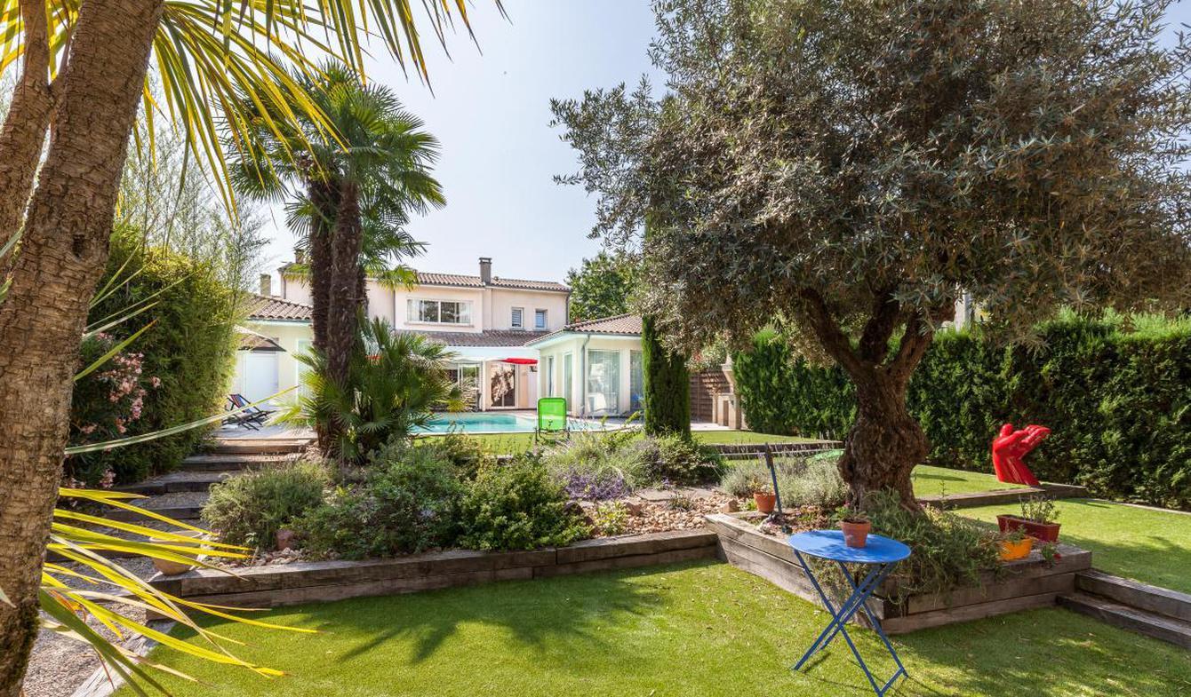 Maison avec piscine et terrasse Libourne