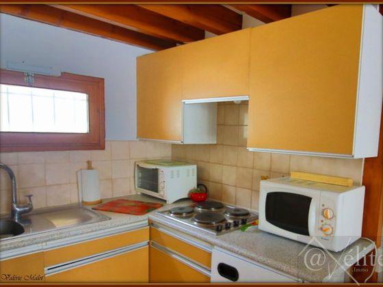 Vente maison 3 pièces 31 m2