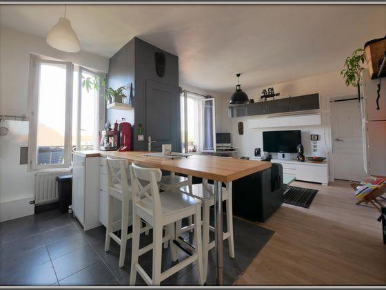 Vente appartement 3 pièces 54,72 m2
