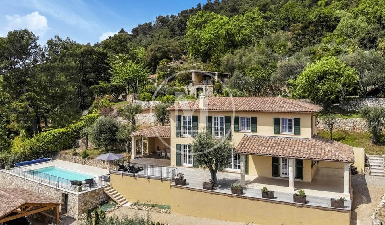 Villa avec piscine Le Tignet