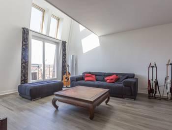Appartement 2 pièces 51,51 m2