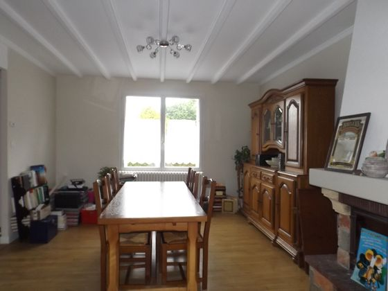 Vente maison 6 pièces 119,38 m2