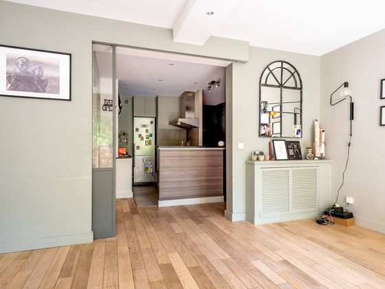 Vente appartement 4 pièces 87,3 m2