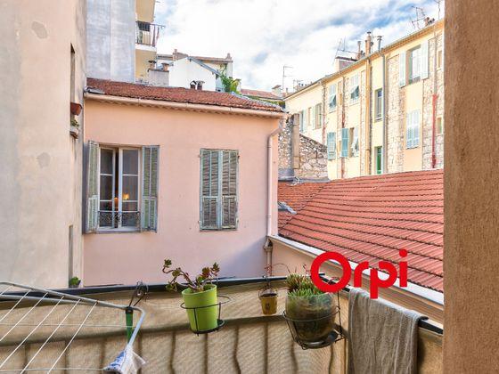 Vente appartement 2 pièces 32,59 m2