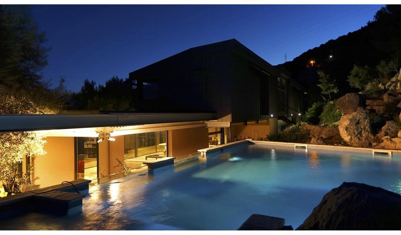 Villa avec piscine et jardin Beausoleil