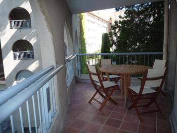 Appartement meublé 2 pièces 53,5 m2