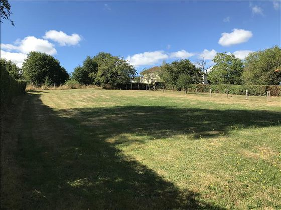 Vente terrain 1796 m2