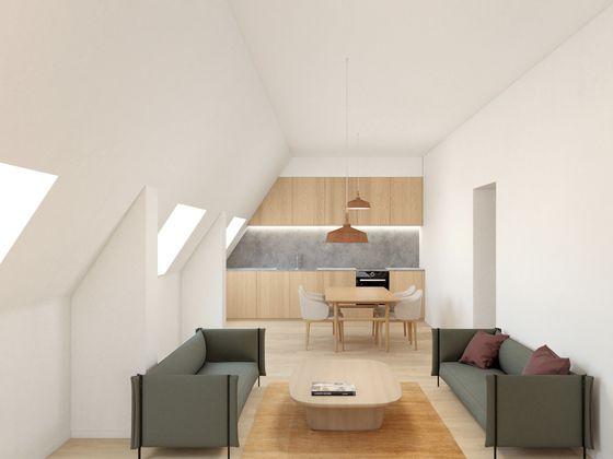 Vente appartement 4 pièces 82,4 m2