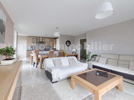 vente Appartement 3 pièces 80,23 m2 Metz